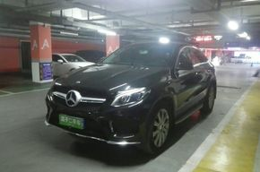 奔驰GLE级 2015款 GLE 320 4MATIC 轿跑SUV(进口)