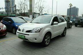 雷诺科雷傲 2009款 2.5L 四驱舒适型(进口)