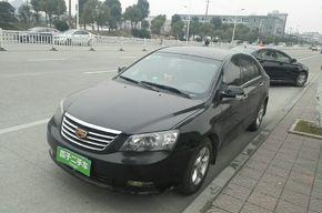 吉利帝豪 2012款 三厢 1.5L 手动超悦惠民型