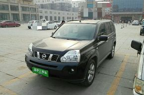 日产奇骏 2010款 2.5L CVT豪华版 4WD