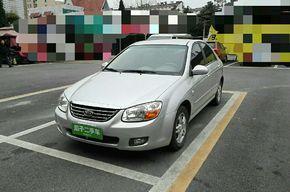 起亚赛拉图 2010款 1.6L MT GL