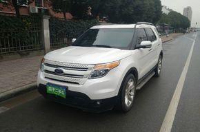 福特探险者 2013款 3.5L 尊享型(进口)