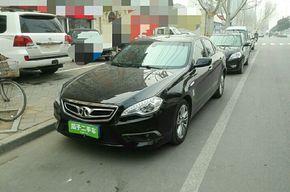北汽绅宝绅宝D70 2013款 2.0T 舒适版