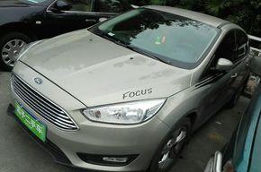 福特福克斯 2015款 三厢 1.6L 手动舒适型