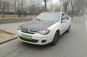 雪铁龙爱丽舍 2012款 三厢 1.6L 手动科技型CNG