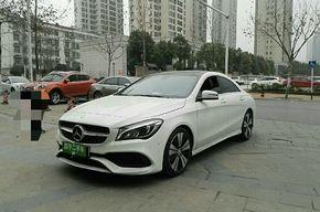 奔驰CLA级 2016款 CLA 200 时尚型(进口)