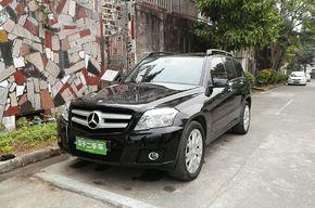 奔驰GLK级 2011款 GLK 300 4MATIC 动感型(进口)