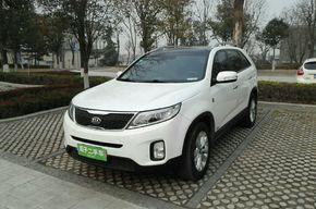 起亚索兰托 2013款 2.4L 5座汽油舒适版 国IV(进口)