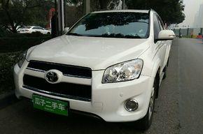 丰田RAV4 2011款 2.4L 自动四驱豪华版
