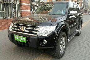 三菱帕杰罗 2011款 3.8L 旗舰版(进口)