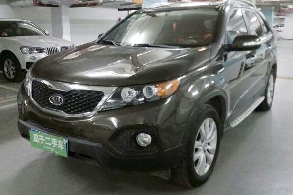 开封 起亚索兰托2012款2.4L 汽油豪华版 进口 瓜子二手车直卖网图片