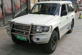 猎豹黑金刚 2013款 2.2L 手动两驱标准型