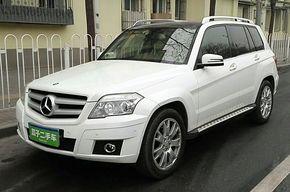 奔驰GLK级 2011款 GLK 300 4MATIC 时尚型(进口)
