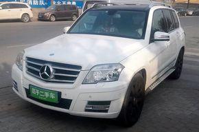 奔驰GLK级 2011款 GLK 300 4MATIC 豪华型(进口)