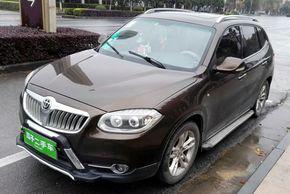 中华V5 2012款 1.6L 自动尊贵型