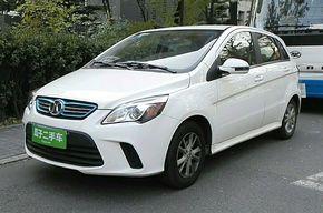 北京汽车EV200 2015款 EV200 轻快版