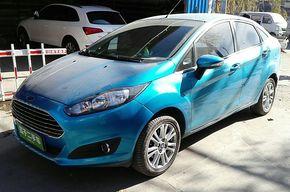 福特嘉年华 2013款 三厢 1.5L 自动品尚型