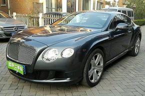 宾利欧陆 2011款 欧陆 GT 6.0T 自动(进口)