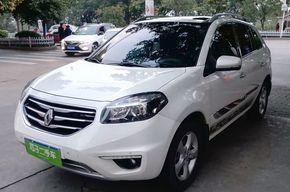 雷诺科雷傲 2012款 2.5L 两驱舒适导航版(进口)