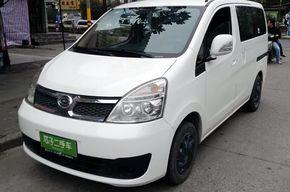 广汽吉奥星朗 2013款 1.5L 七座豪华型