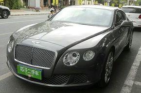 宾利欧陆 2012款 6.0T GT W12