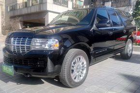 林肯领航员 2010款 5.4L AWD