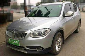 中华V5 2012款 1.6L 自动豪华型