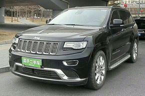 Jeep大切诺基 2014款 5.7L 旗舰尊悦版(进口)