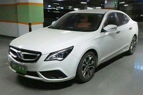 北汽绅宝绅宝D60 2014款 1.8T 自动舒适型