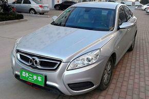 北汽绅宝绅宝D50 2014款 1.5L CVT标准版