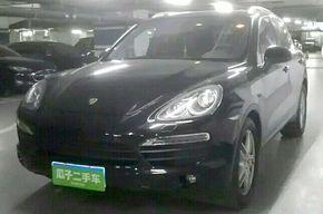 保时捷Cayenne 2011款 Cayenne S 4.8L