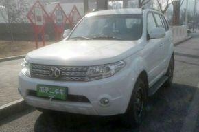 北汽北京BW007 2015款 2.0T 两驱豪华型