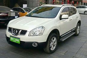 日产逍客 2012款 1.6XE 风 5MT 2WD
