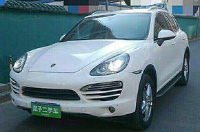保时捷Cayenne 2011款 Cayenne 3.0T