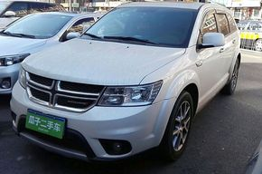 道奇酷威 2013款 3.6L 四驱旗舰版(进口)