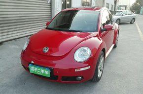 大众甲壳虫 2008款 1.8T AT 豪华型(进口)