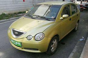 奇瑞QQ6 2007款 1.1L 手动舒适型