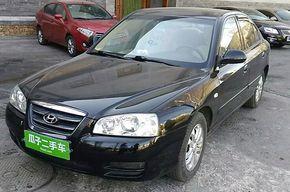 现代伊兰特 2007款 1.6L 手动舒适型