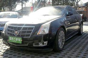 凯迪拉克CTS 2010款 3.0豪华运动版(进口)