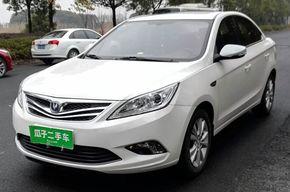 长安逸动 2014款 1.6L 手动豪华型