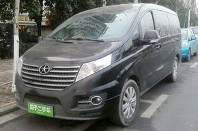 江淮瑞风M5 2013款 2.0T 汽油自动商务版