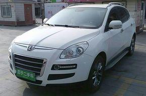 纳智捷大7 SUV 2012款 锋芒限量版 2.2T 四驱智尊型