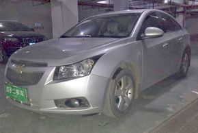 雪佛兰科鲁兹 2009款 1.8L SX AT