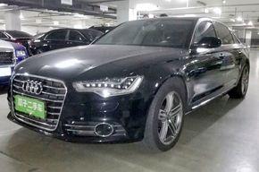 奥迪A6L 2014款 50 TFSI quattro 豪华型