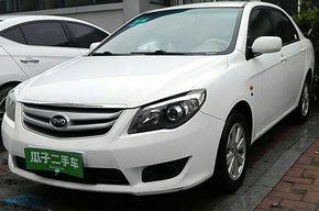 比亚迪L3 2013款 1.5L 自动舒适型