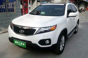 起亚索兰托 2012款 2.4L 汽油至尊版(进口)