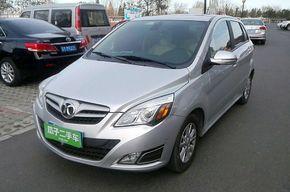 北京EV系列 2014款 E150EV 科技版