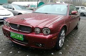 捷豹XJ 2007款 XJ6L 3.0皇家加长版