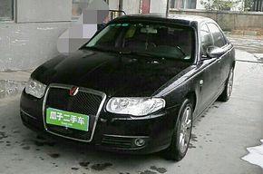 荣威750 2011款 1.8T 750S 迅雅版AT