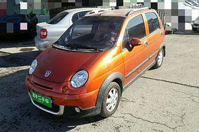宝骏乐驰 2012款 改款 1.2L 手动运动版活力型